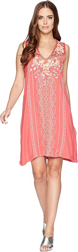 Calida Yoke Tank Tunic Dress