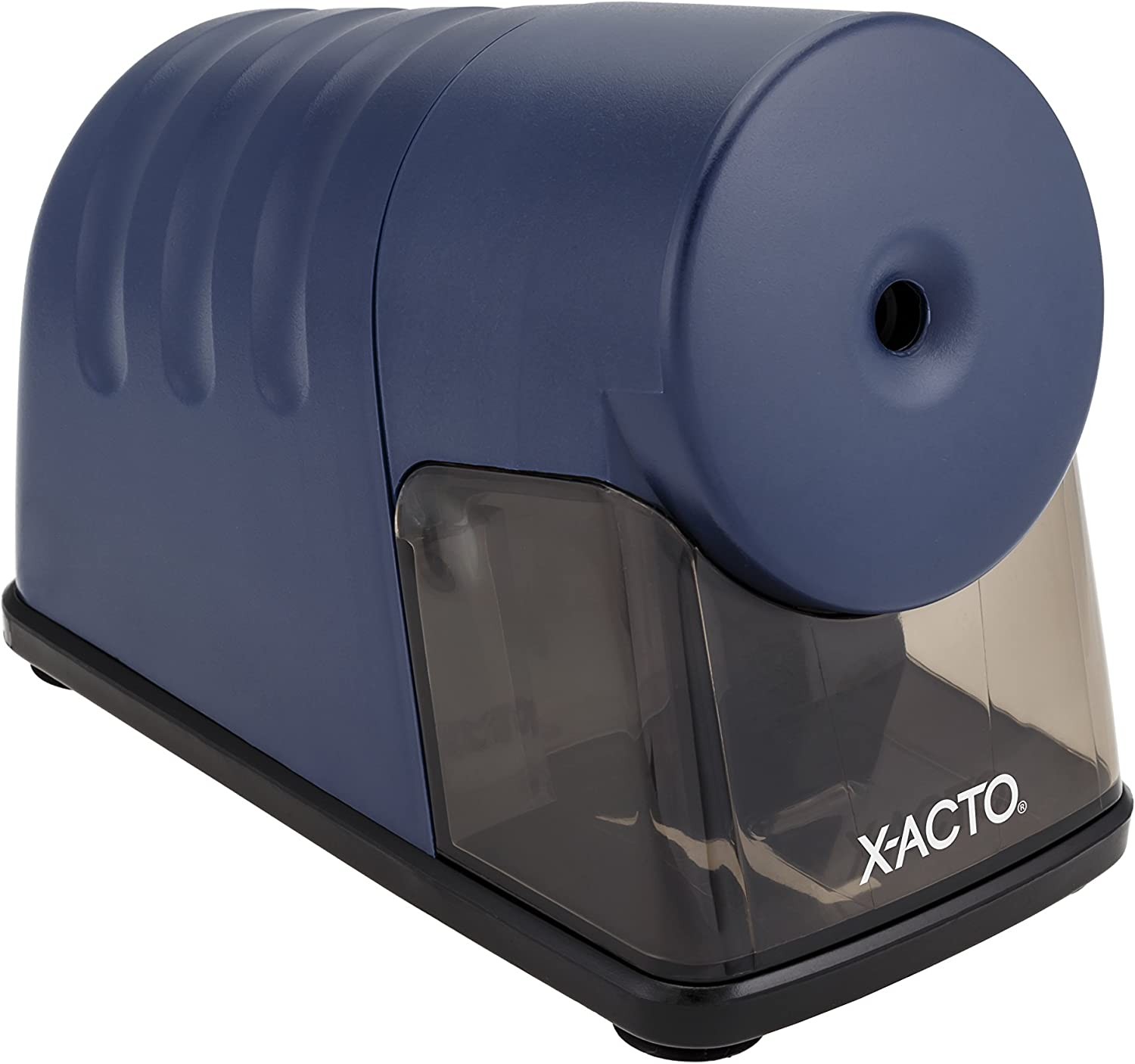 X-ACTO Powerhouse Electric Pencil Now free shipping online shop Blue Sharpener Navy