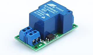 KNACRO SLA-12VDC-SL-C DC 12V 30A single-channel optocoupler isolation relay module supports high and low trigger