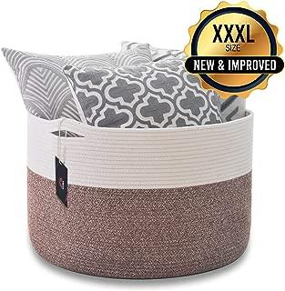 round wire basket storage