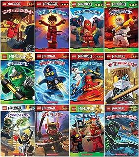 Lego Ninjago Series, Set of 12 Readers