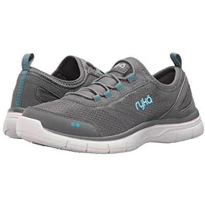 Ryka Divya (Grey/Blue/White) Women