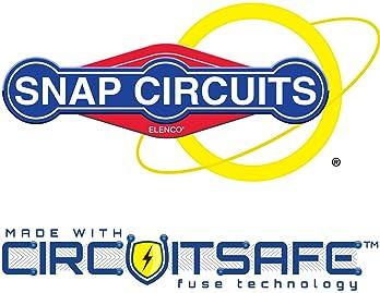 Elenco Snap Circuits Jr. SC-100, Black