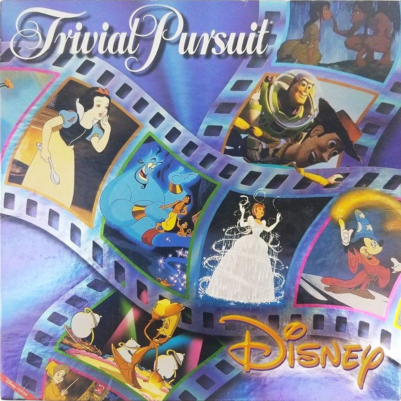 gran selección y entrega rápida Disney Disney Disney Trivial Pursuit - Animated Picture Edition  Vuelta de 10 dias