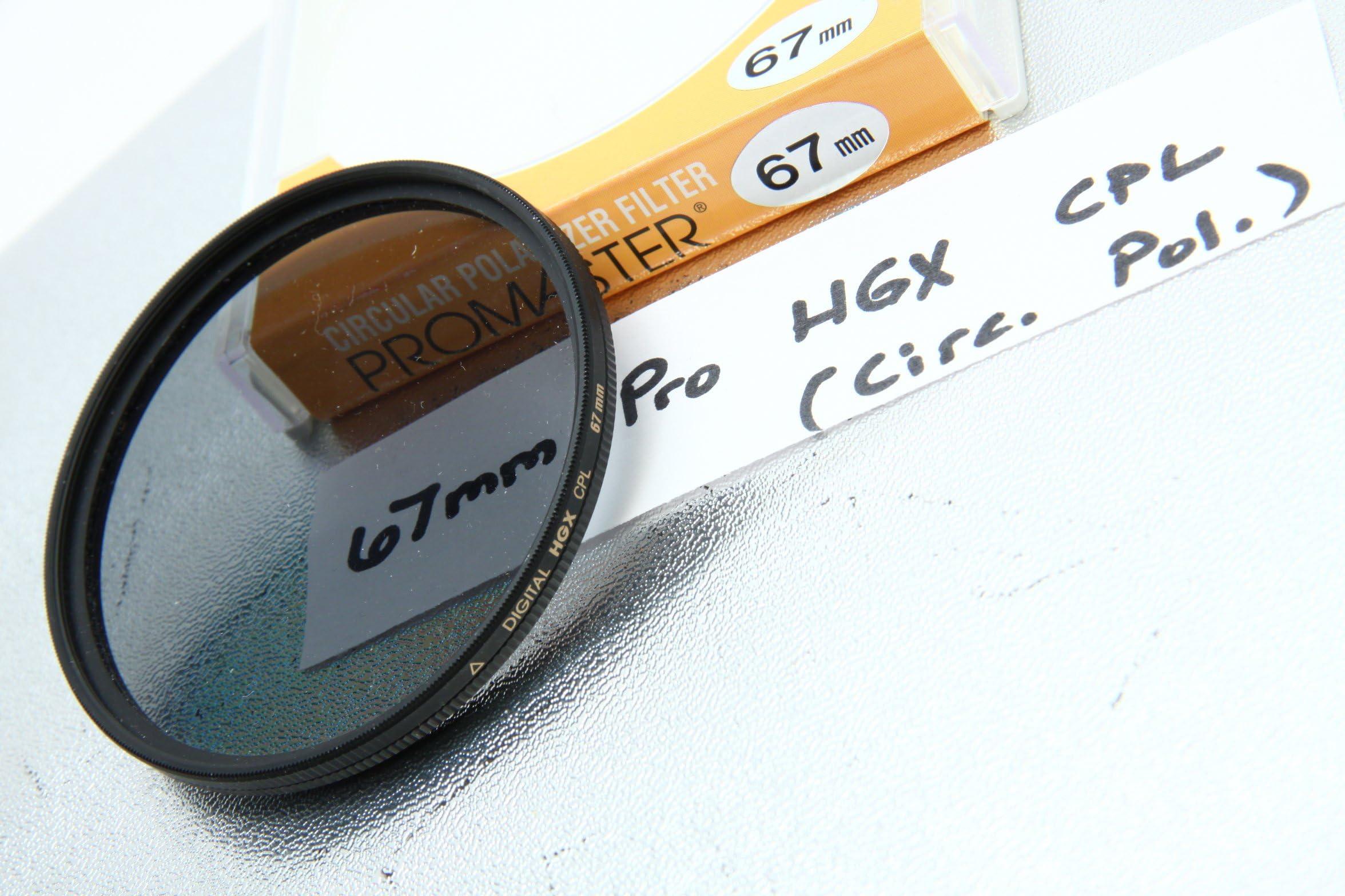 Rollei Saturn MRC CPL Filter 18-lagige Mehrreihige beschichtete CPL-Filter Zirkular-Polarisationsfilter Ultra Slim Polarisationsfilter Polarizer Filter 52mm