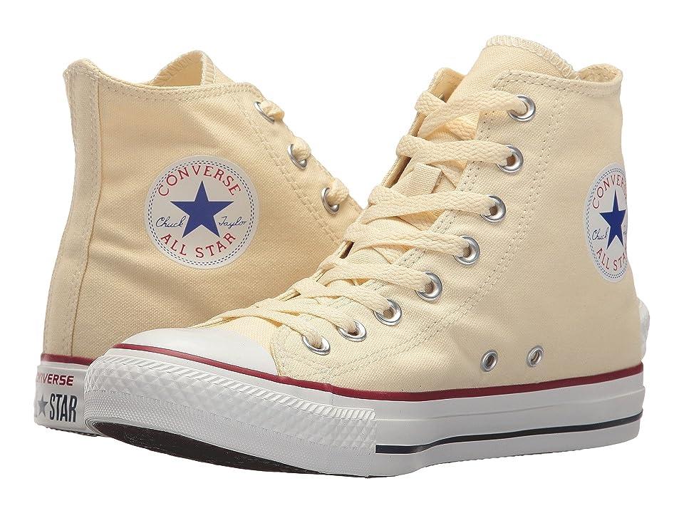 Converse Chuck Taylor(r) All Star(r) Core Hi (Natural White) Classic Shoes