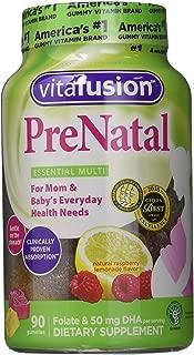 Vitafusion Prenatal Dha And Folic Acid Gummy Vitamins, 90 each by Vitafusion (Pack of 3)