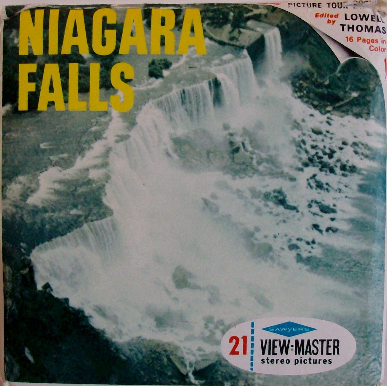 View Master Topics on TV Vintage Set Falls Niagara York New Sale