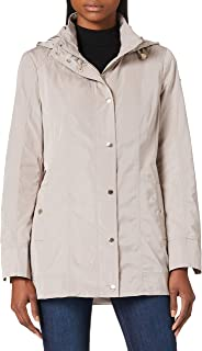 Geox W Annya Coat-Heavy Polyester Chaqueta para Mujer