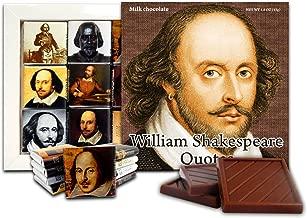 shakespeare chocolate