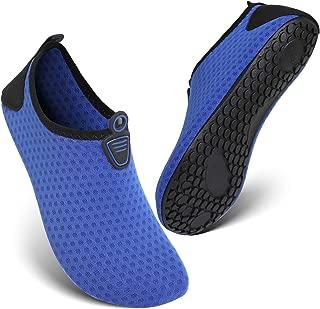 Water Sports Shoes for Women Men Quick Dry Aqua Shoes Barefoot Socks Swim Beach Swim Shoes