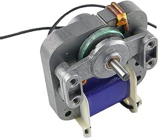 Motor asíncrono monofásico de Polo sombreado CA 220V 2700RPM Alta Velocidad Ruido bajo para el Ventilador de Escape