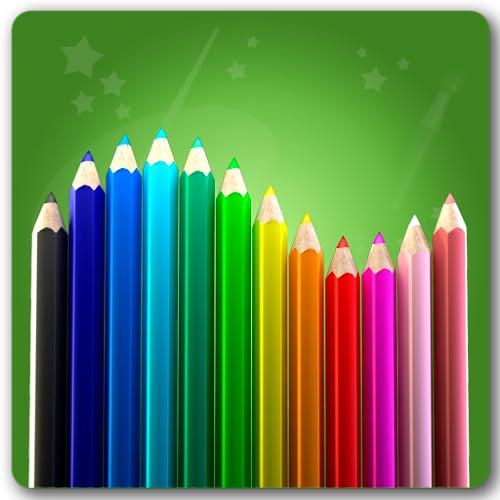 Dibujados - ¡Pinta y adivina!