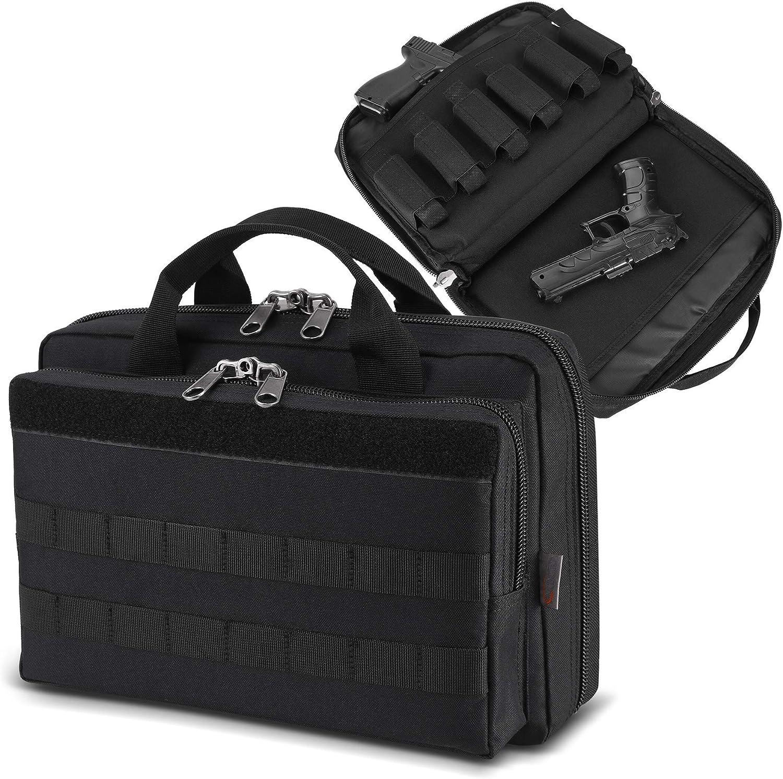 AOCD Specialist Series Tactical Handgun Case Firearm Ra Mesa Mall Nashville-Davidson Mall Shooting