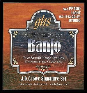 Best jd crowe banjo strings Reviews