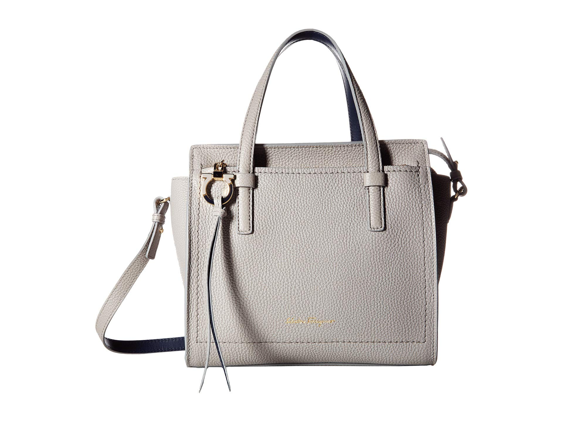 Pale Ferragamo navy Grey Amy 21f478 Salvatore tdqtv