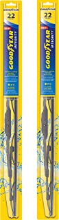 Best Goodyear Integrity Windshield Wiper Blades, 22 Inch & 22 Inch Set Review