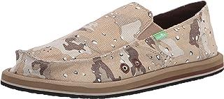 Men's Vagabond Camo Slip-On Loafer