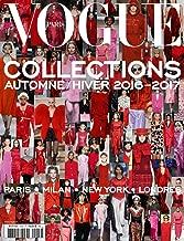 Vogue Paris Collections Magazine (Fall/Winter 2016-2017)