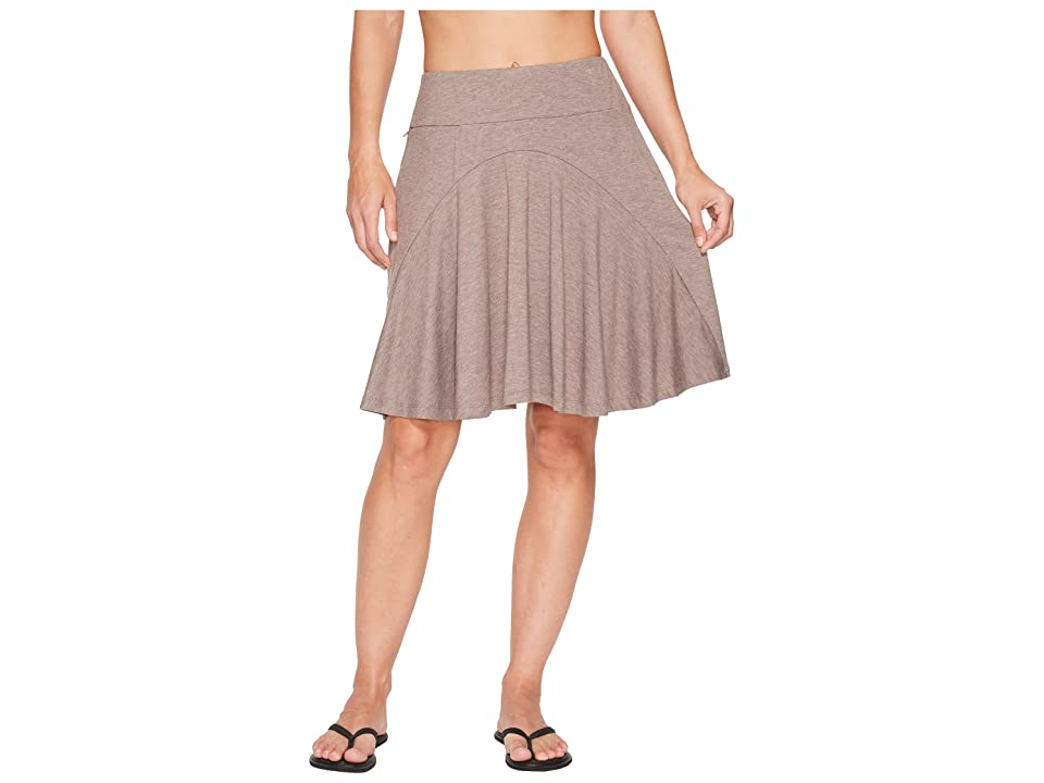 Royal Robbins Essential Tencel(r) Skirt (Falcon Heather) Women