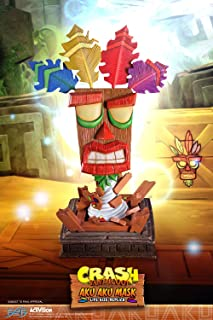 First 4 Figures Crash Bandicoot: Aku Life Size Mask Replica