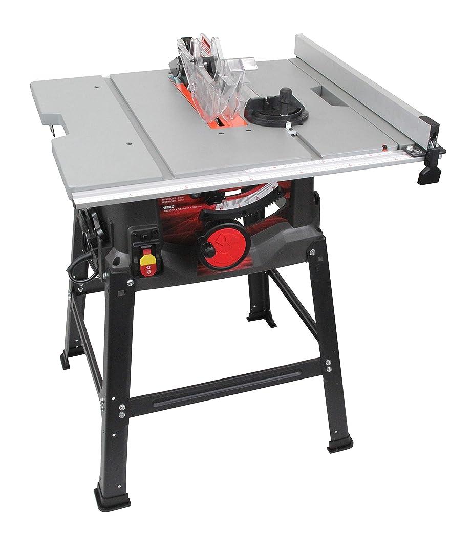経済的褒賞貸し手SK11(エスケー11) 木工用テーブルソー 最大幅1000×奥行570mm STS-255ET 刃径255mm チップソー付き