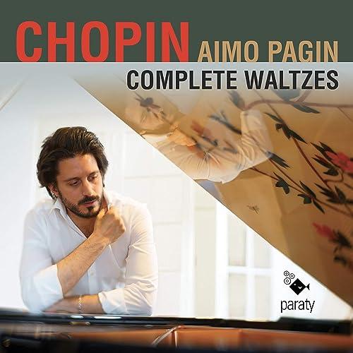 Waltz No 2 In A Flat Op 34 No 1 Grande Valse Brillante Vivace By Aimo Pagin On Amazon Music