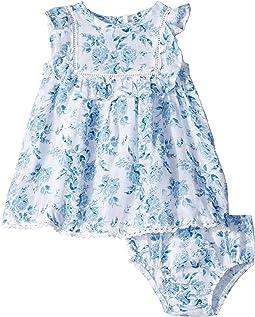 Muslin Floral Dress (Infant)