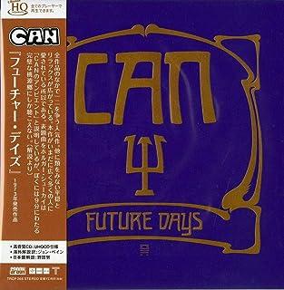 Future Days [解説+海外ライナーノーツ(翻訳) / 紙ジャケット / 高音質UHQCD仕様 / 国内盤] (TRCP-268)