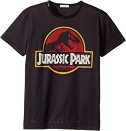 Dolce & Gabbana Kids - Racing Team Jurassic Park T-Shirt (Big Kids)