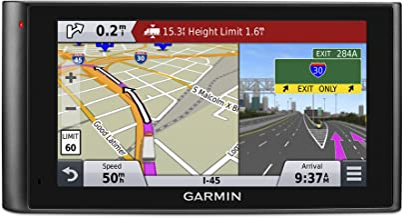 Garmin DezlCam LMTHD - Navegador para camión (6 pulgadas), Sencillo
