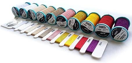 Best leather machine thread Reviews