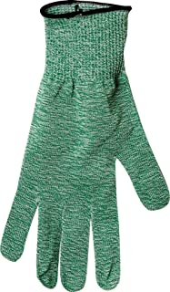 San Jamar SG10-BL-L Spectra Professional Cut-Resistant Glove, Large, Blue Small SG10-GN-S 1