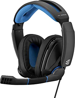 GSP 300 by EPOS Gaming Headset with Noise-Cancelling Mic, Flip-to-Mute, PC, Mac, Xbox One, PS4, Nintendo Switch, and Smart...