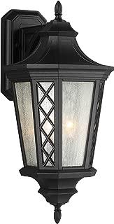 Feiss OL9506TXB 3-Bulb Outdoor Lantern, Textured Black Finish