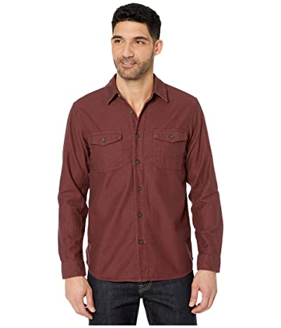 Royal Robbins Chamois Workshirt (Cedar) Men