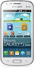 Samsung GT-S7562 Galaxy S Duos With Dual Sim No Warranty - White