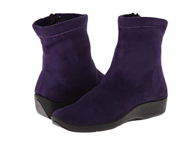 Arcopedico L8 (Violet Suede) Women