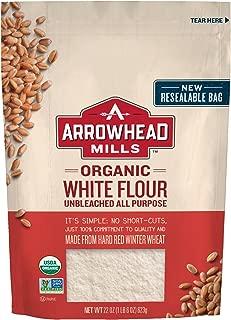 Best arrowhead mills unbleached white flour Reviews