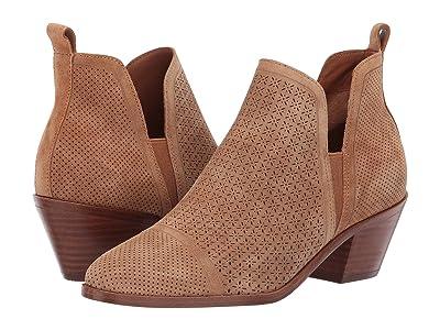 Sigerson Morrison Belle Ankle Boot (Terra Suede) Women