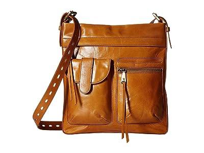 Hobo Crusade (Honey) Cross Body Handbags