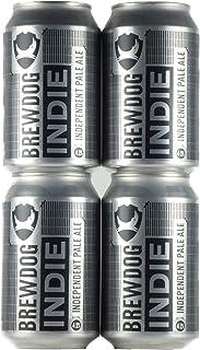 ブリュードッグ インディー 缶 ペールエール 330ml×4本 クラフトビール