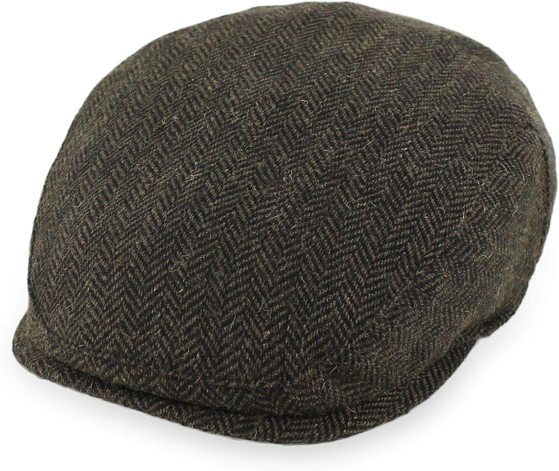 Belfry Wool Blend Tweed Flat Caps Mens 55% OFF Washington Mall Colors 5 Womens