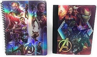 Best avengers spiral notebook Reviews