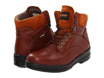 Wolverine 6 DuraShocks(r) SR Boot (Brown) Men