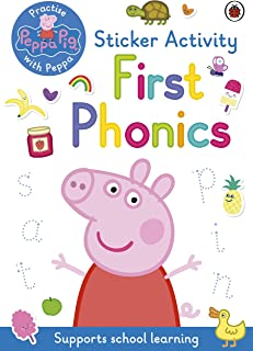 Peppa Pig: Practise with Peppa: First Phonics: Sticker Activity Book