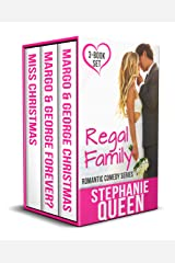 Regal Family Romantic Comedy Series: 3 Book Set Kindle Edition