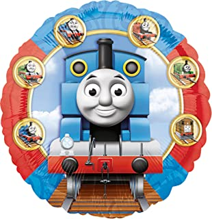 Amscan 2373501 Thomas and Friends Non Message Foil Balloon