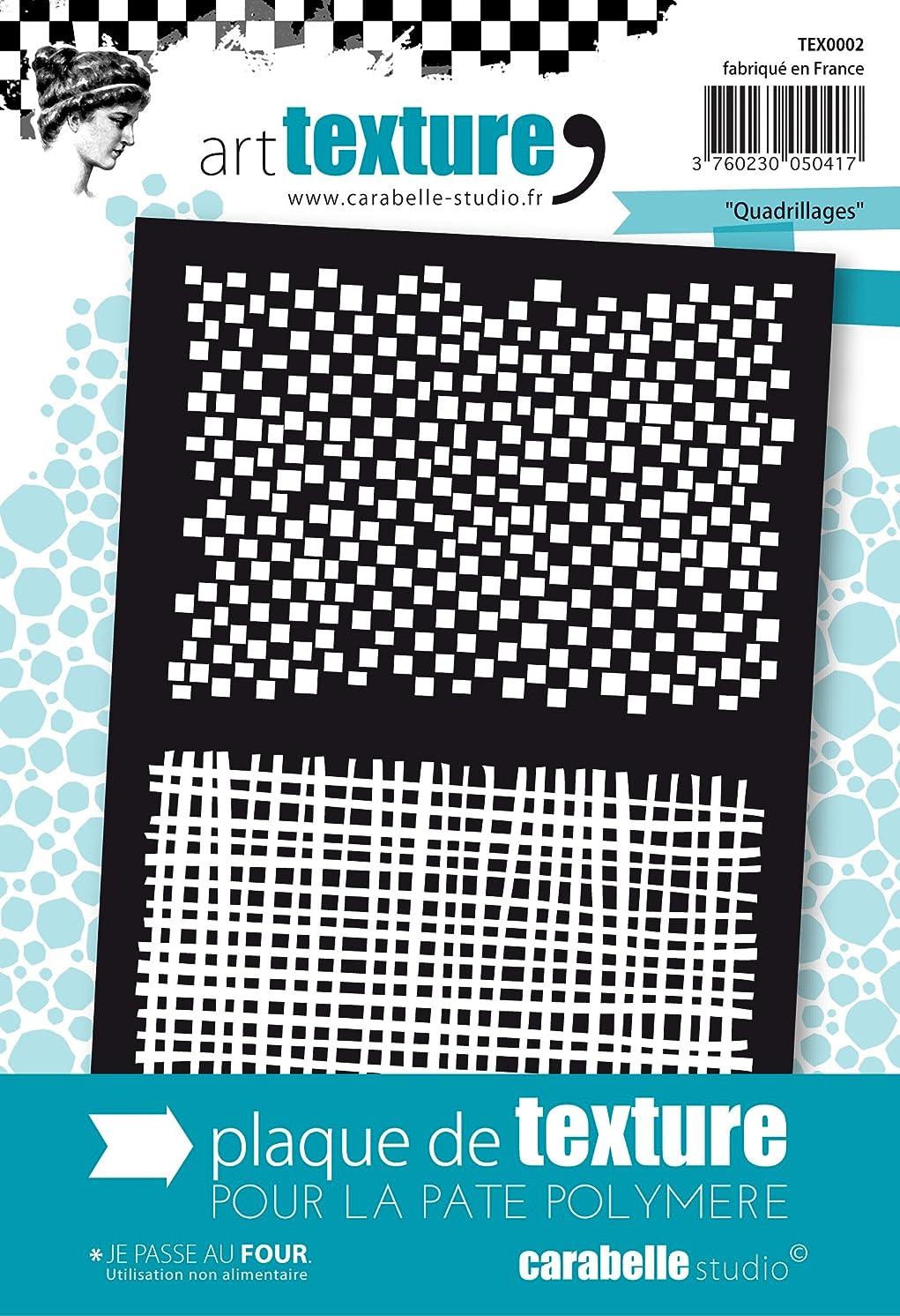 Carabelle Studio Texture A6-Grid Patterns