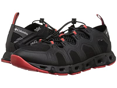 Columbia Supervent III (Black/Poppy Red) Men